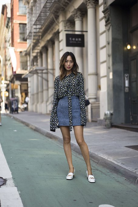 All Access Michael Kors via Song of Style AIMEESONG ootd