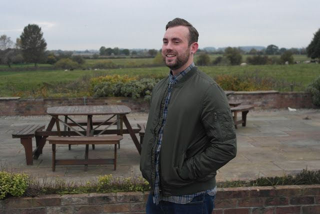 Chek out my OOTD from woodland lodge stay yorkshire menswear mensfashion fashion