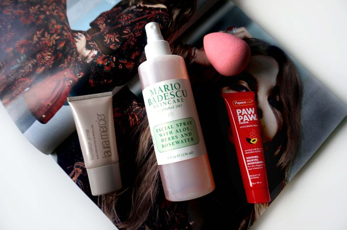 New: Products to help with dry skin in the winter bbloggers UKBlog_RT BBlogRT fblchat