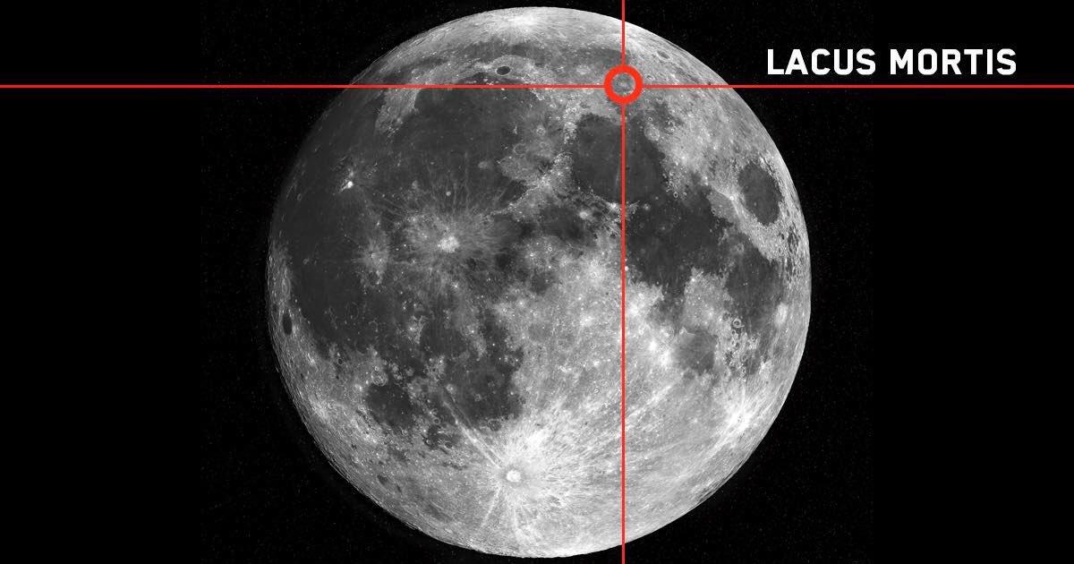 本日11月14日夜は #スーパームーン ☆ 今宵の満月は普段より大きく明るく見えます。 満月が見えたらHAKUTO月面探査ローバー着陸予定地点「Lacus Mortis」を観察してみてください! 時計の1時のあたりです(o^ω^o) https://t.co/tutwAluDUi