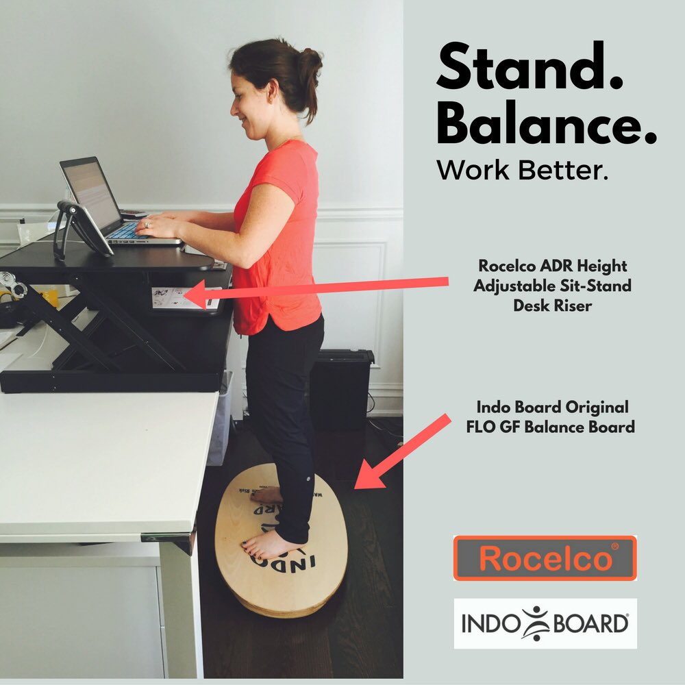 Balance Board Measurements: Indo Board (@IndoBoard)