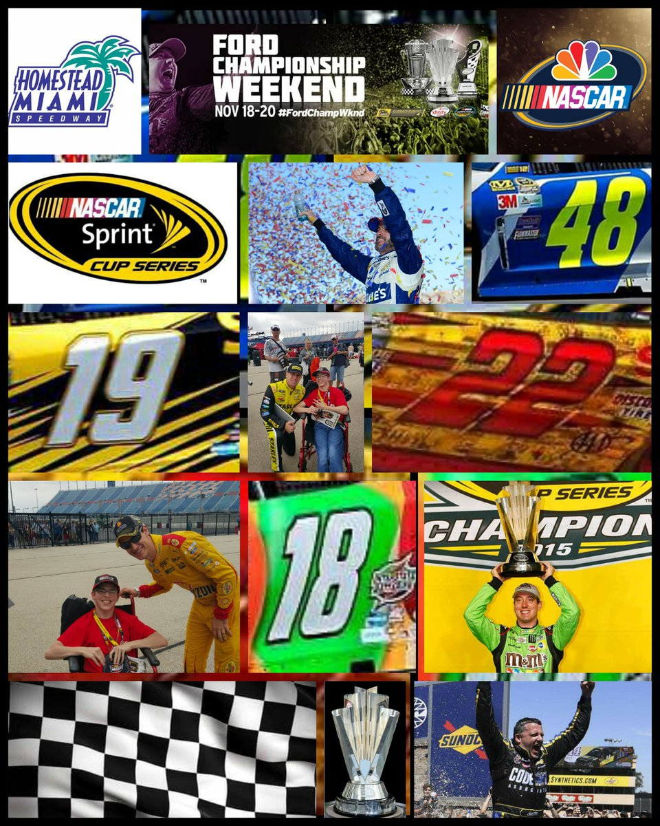 @NASCAR @HomesteadMiami @JimmieJohnson @joeylogano @KyleBusch @NASCARonNBC @TonyStewart #Carl Edwards I made this for all of you enjoy! <br>http://pic.twitter.com/6OqltxS6oK