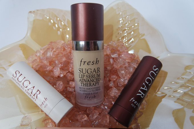 Review: Fresh Sugar Lip Serum Advanced Therapy bbloggers beauty