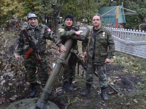 Боевики с утра обстреливают Талаковку, Авдеевку и Луганское, - штаб АТО - Цензор.НЕТ 8133
