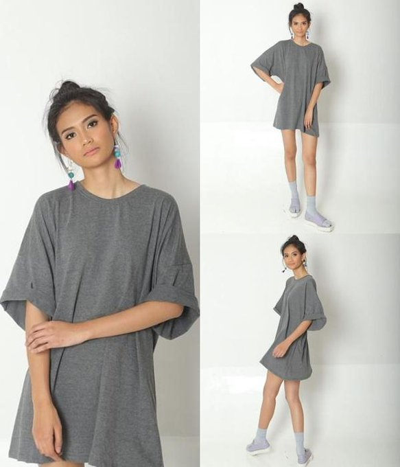Tilo Dress by Box Out, Rp 185.000. Shop: dress minidress shiftdress fashion ootd style