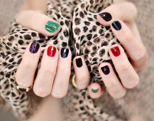 Still my favorite Fall ! ~ bbloggers nails nailart fall