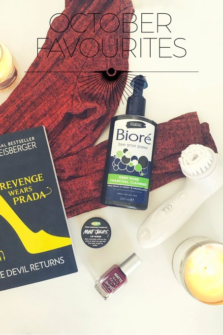 My October Favourites are up on the blog! bbloggers