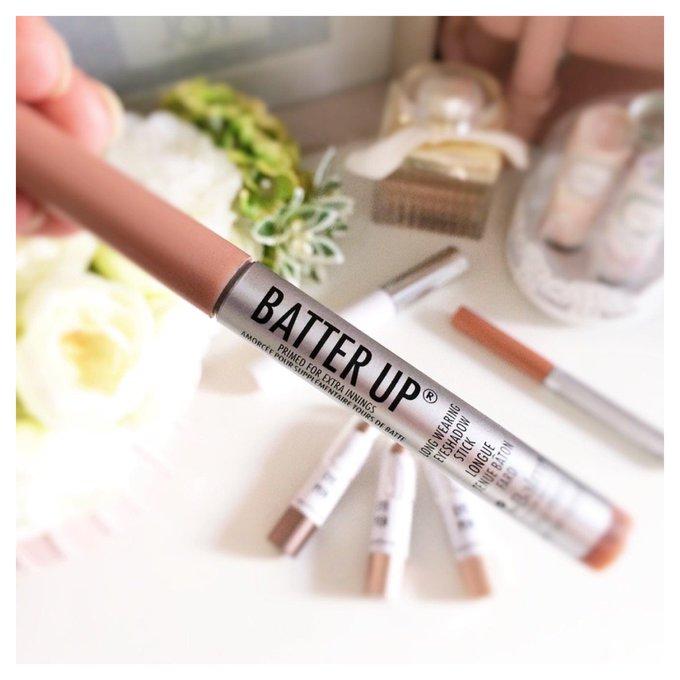 Sur le blog ce matin les gniaux batterup thebalm ! makeup bbloggers beauteprivee