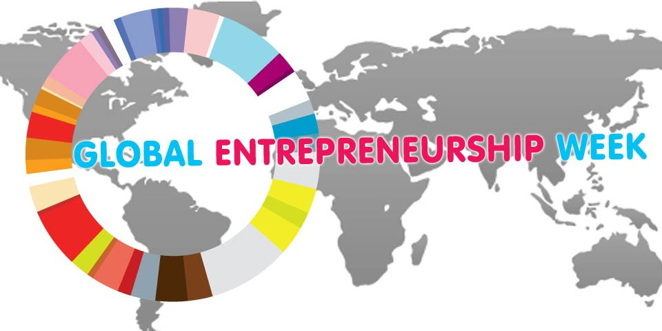 The #GEW has started now in almost every part of the world! Let us celebrate #innovators and #job creators! #GEW2016 #Entrepreneurship #Jobs https://t.co/Xw4Rwmuuru