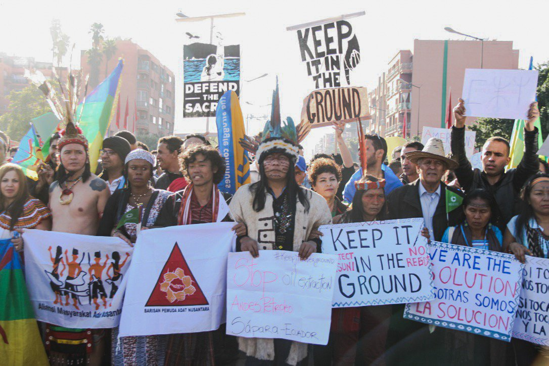 Thumbnail for #COP22 Marrakech: Climate Justice Update 3
