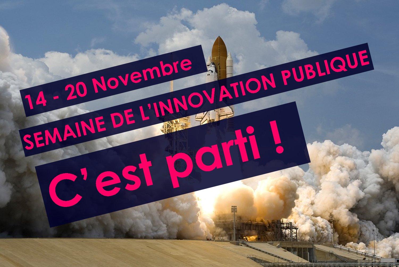 #SemaineIP C'est parti ! 1 semaine pour imaginer la France de demain ! #Innovation #Design #Politique #Administration #Collectivités https://t.co/ym1S65P8zb
