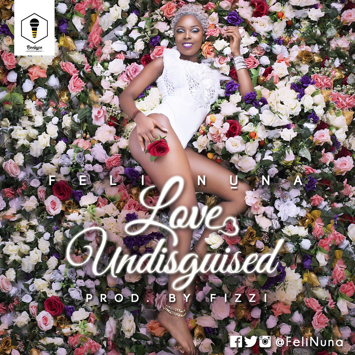 I'm excited to announce that my new single 'LOVE UNDISGUISED' drops this Wednesday 16-11-16 !!