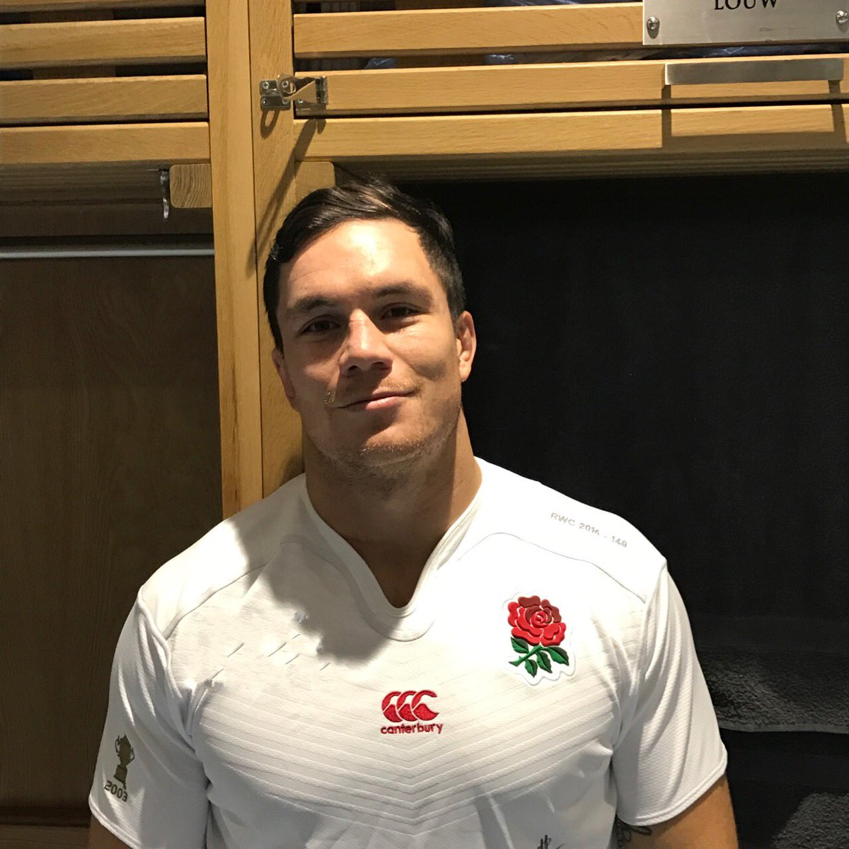 Good to see @FloLouw is a man of his word! #ProudEnglishman https://t.co/HD82fRzC2D