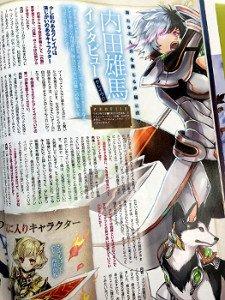 【白猫】発売中の「コンプティーク 12月号」にグレイヴ役・内田雄馬さんのインタビューが掲載!お気に入りはやっぱりあのキャラwww【プロジェクト】