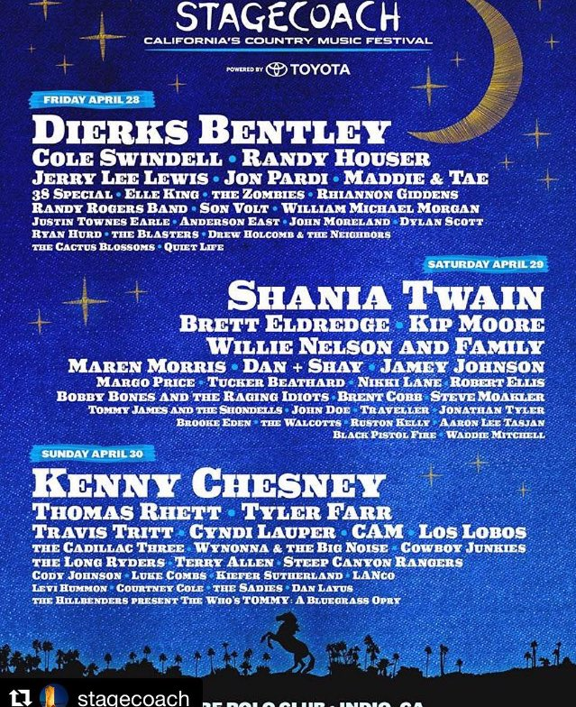 just in: lineup for #stagecoach 2017! @Stagecoach https://t.co/heD7keNp8P