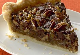 Southern Chocolate Pecan Pie