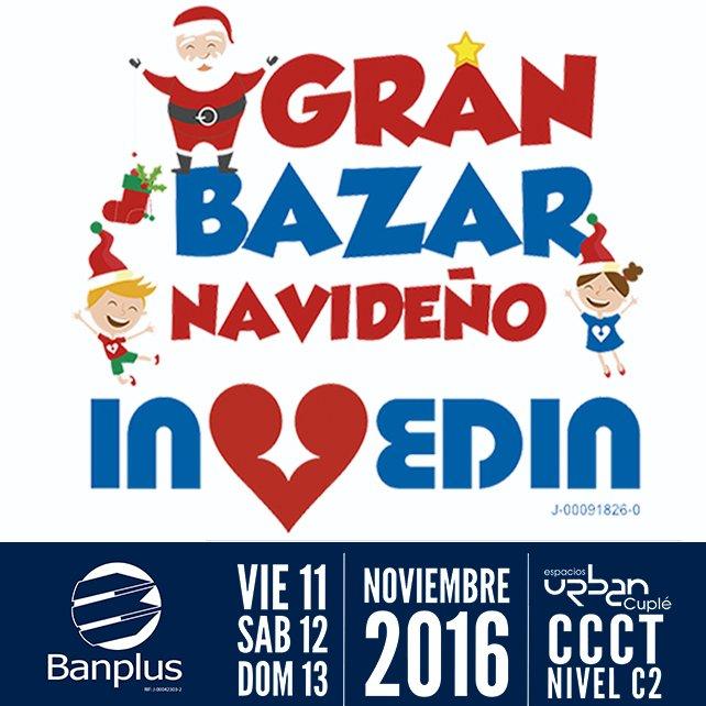 Diego Ricol - Gran Bazar Navideño Invedin 2016