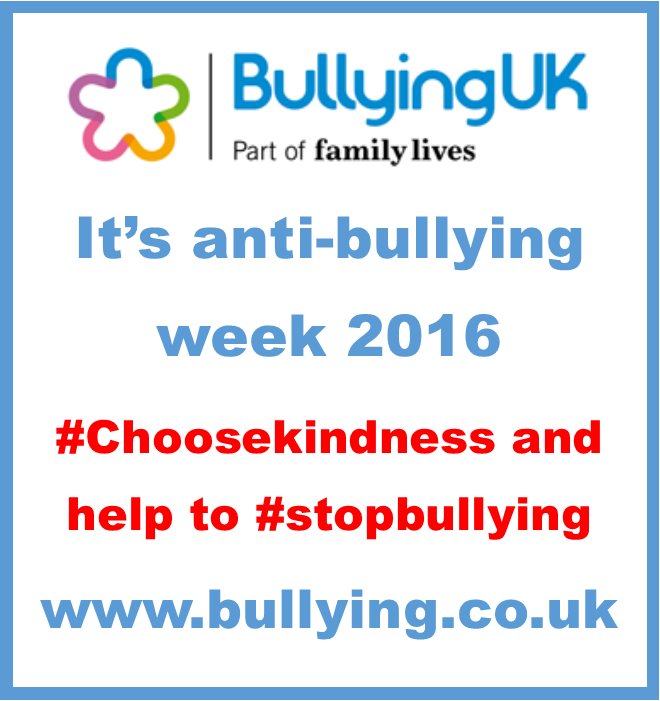 This week is #antibullyingweek2016 - Show your support and share! https://t.co/1vTqIph9Bb https://t.co/RjoRtO1Fen