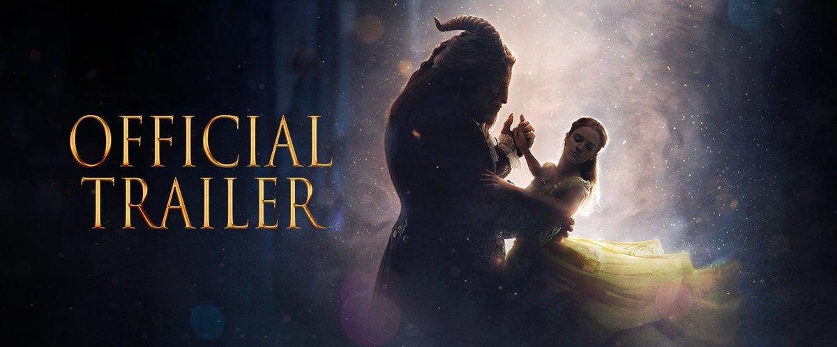 "Tráiler de ""Beauty And The Beast"" es tendencia mundial en Twitter"