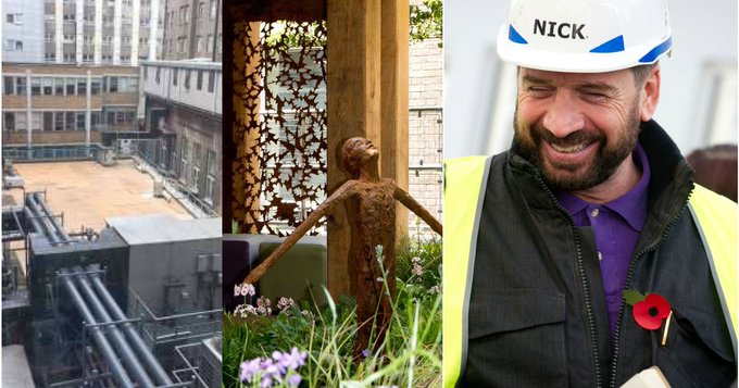 DIY SOS: MrNickKnowles takes on GreatOrmondSt project on BBCOne