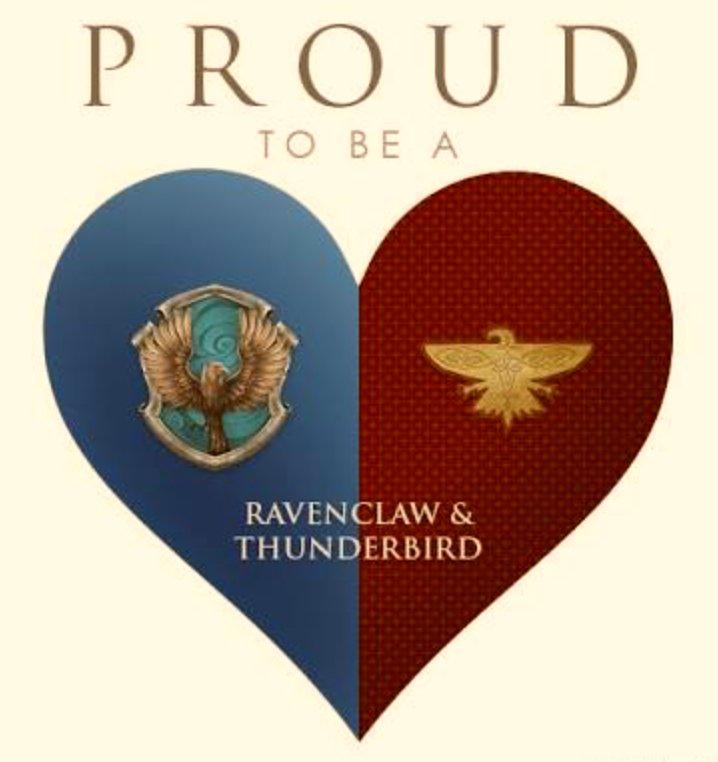 Ian Sofyan On Twitter Proud Ravenclaw