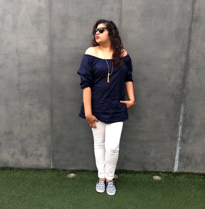 Our Social Media Head wheetard shares her OOTD deets on our Insta story! Go, check it out: