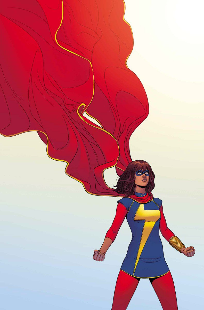 Interview: G. Willow Wilson on Ms. Marvel and the Muslim-AmericanExperience https://t.co/bA6ENXhehM https://t.co/y1Blxn9ZXZ