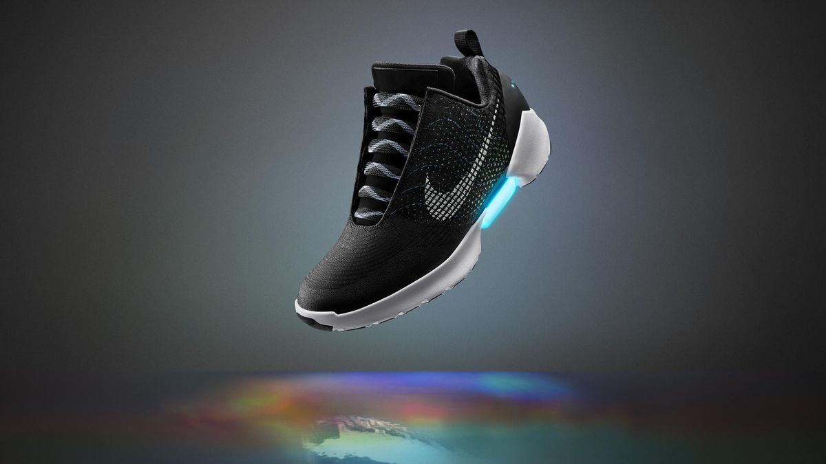 I'd rather tie my own shoes than pay $720 for Nike's self-lacing sneakers