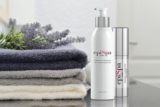 FREE standard UK delivery on all epiSpa orders! beauty luxury skincare