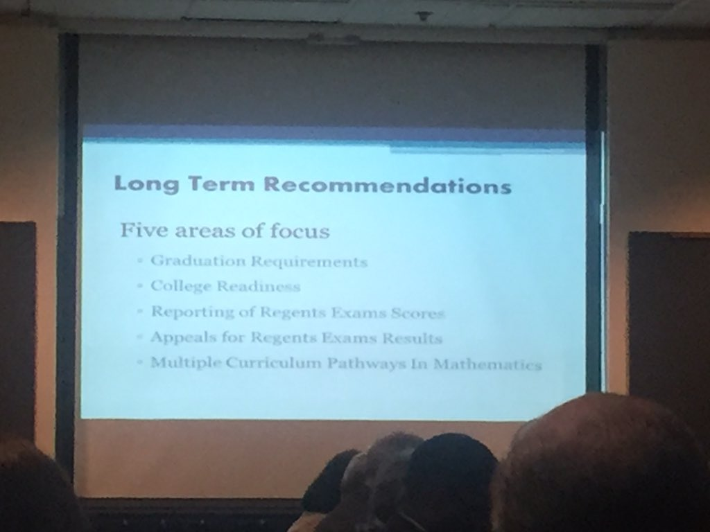 Areas of focus for regents workgroup @NYSEDNews @NYSPTA https://t.co/OdDCZiMQNf