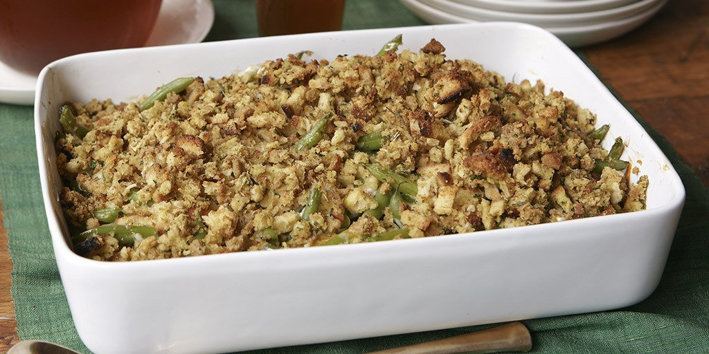 The green bean #casserole just upped the ante. bit.ly/2eUQ5ZA