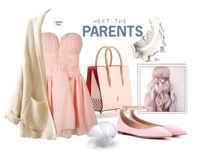 Keep it sweet and stay true! OOTD Polyvore Pastel MeetTheParents