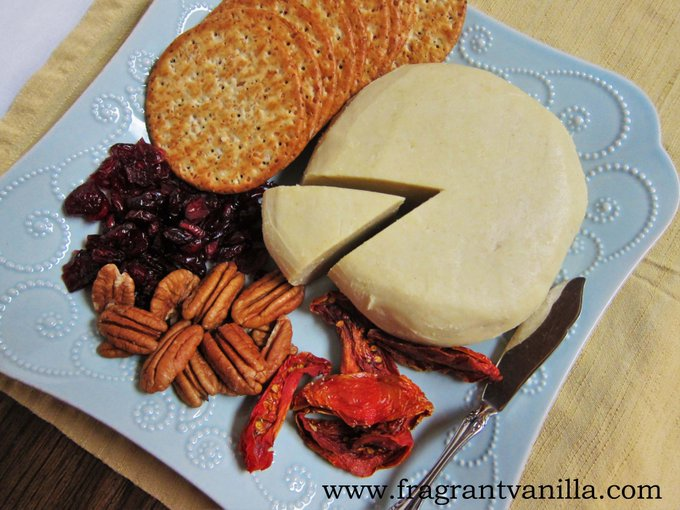Vegan Sharp Cheddar Cheeze Recipe ://