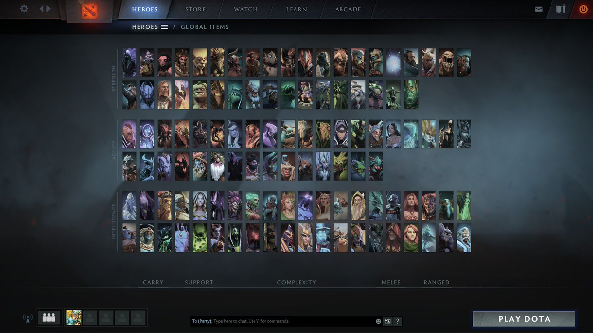 reddit dota 2 on twitter replace the in game pick screen with