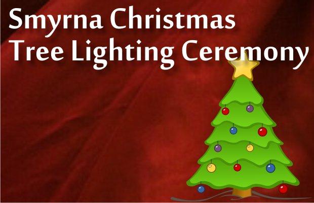 Smyrna Christmas Tree Lighting