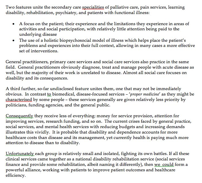 group communication in health and social care
