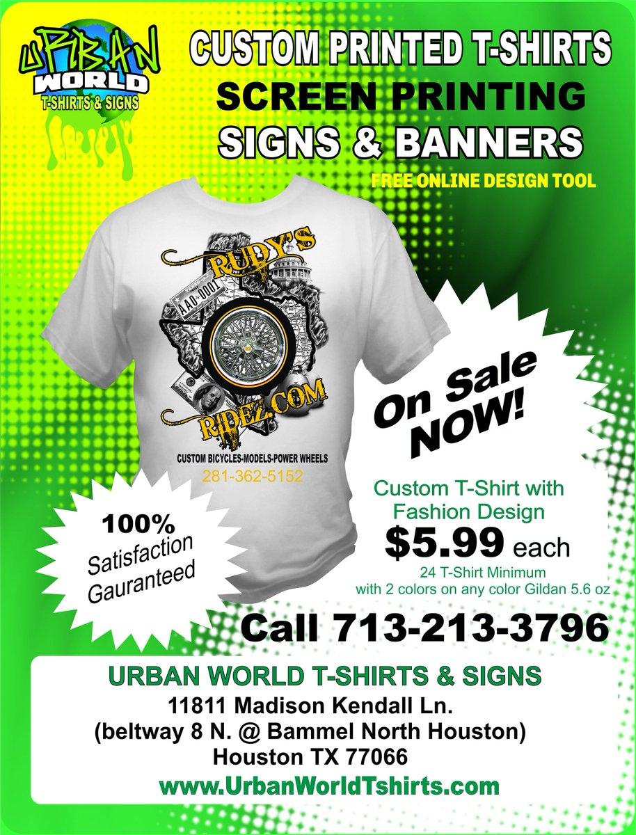 573ab69b9 Urban World T-Shirts (@UrbanWorldTS) | Twitter