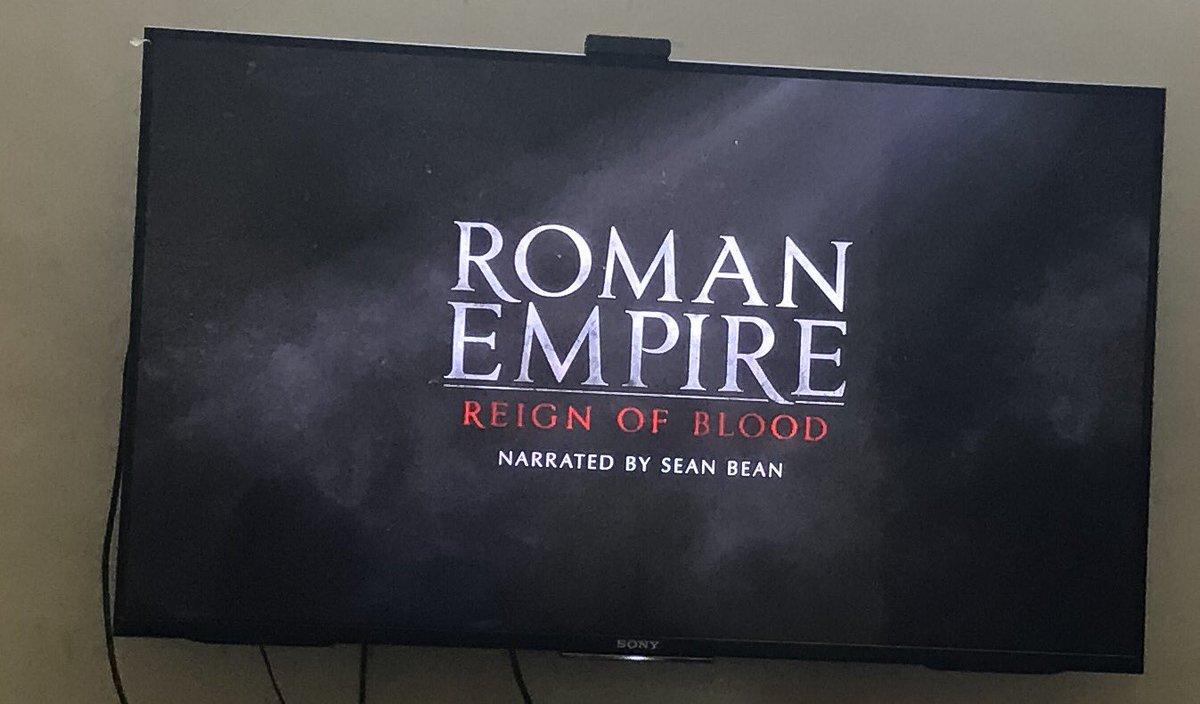 Idlebrain jeevi on Twitter: Watching Roman Empire: Reign