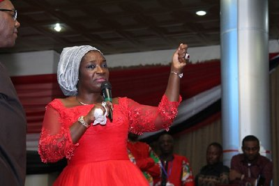 Ekwunife set to pick APC ticket for rerun, says no law barred me from re-contesting; accused the Appeal Court judges of bias and asked God to repay them