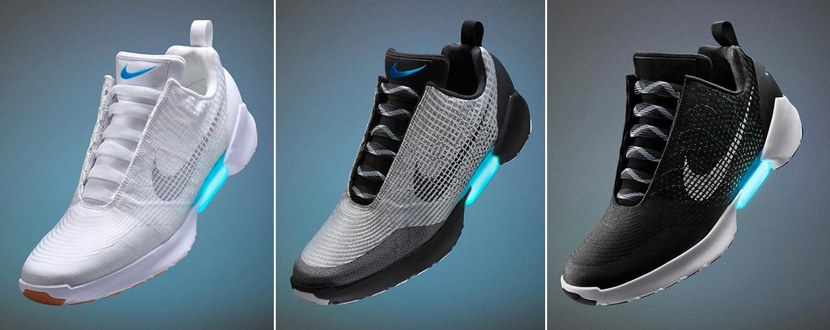 Nike's 'cheaper' self-lacing sneakers will still be incredibly expensive