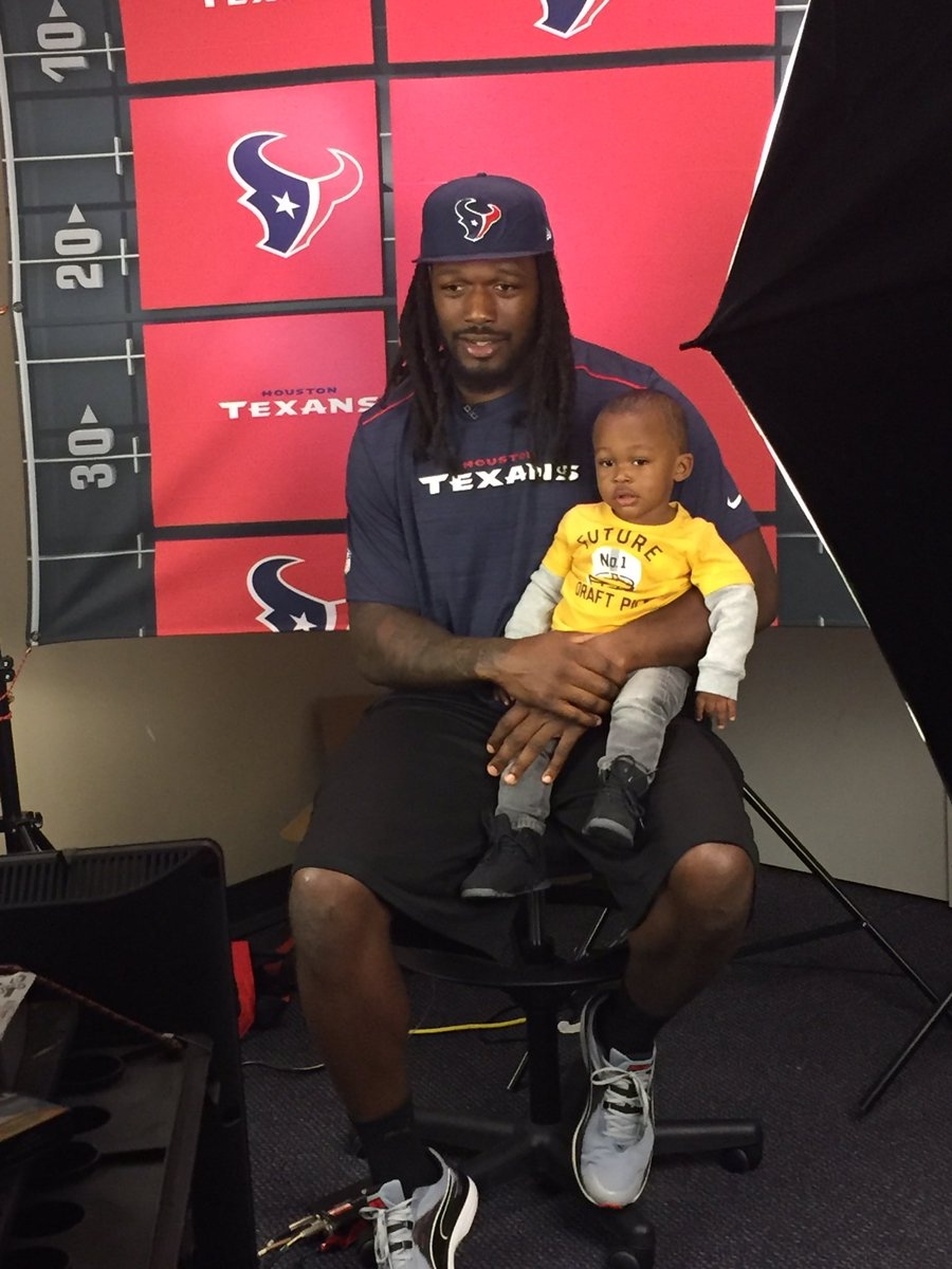 "jadeveon clowney 7 on Twitter ""My son Jahlil made his"