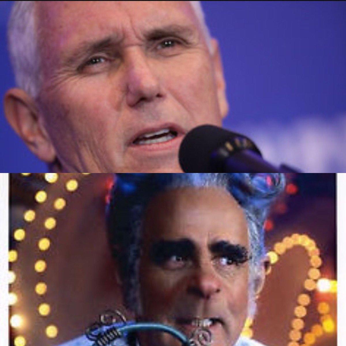 The Grinch Who Stole Christmas Mayor.Robb Fowler On Twitter Mike Pence Looks Like Mayor