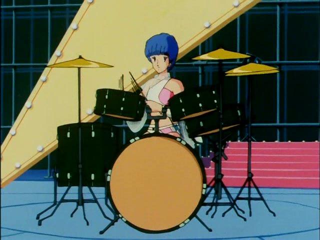 Michael Dimaggio On Twitter Anime Drummer Girl 26 夢戦士