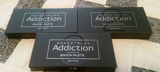 younique addiction palette set of 3 MakeUp Beauty Cosmetics Deals ONSales -