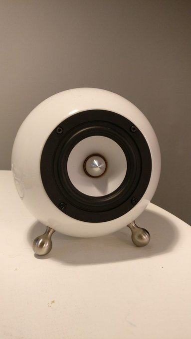 DIY pair of speakers out of a few IKEA salad bowls - Detailed instructions: DIY