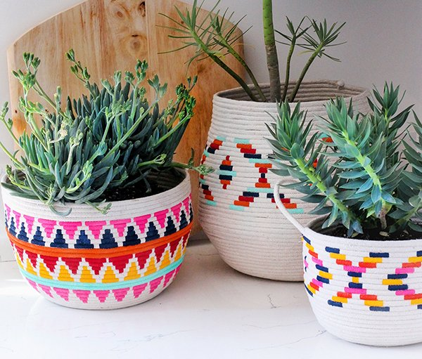 Fun and Fabulous Trending Home Decor DIY Projects.