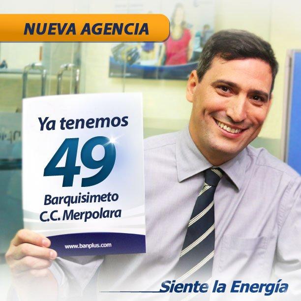 Diego Ricol - Agencia Barquisimeto Banplus