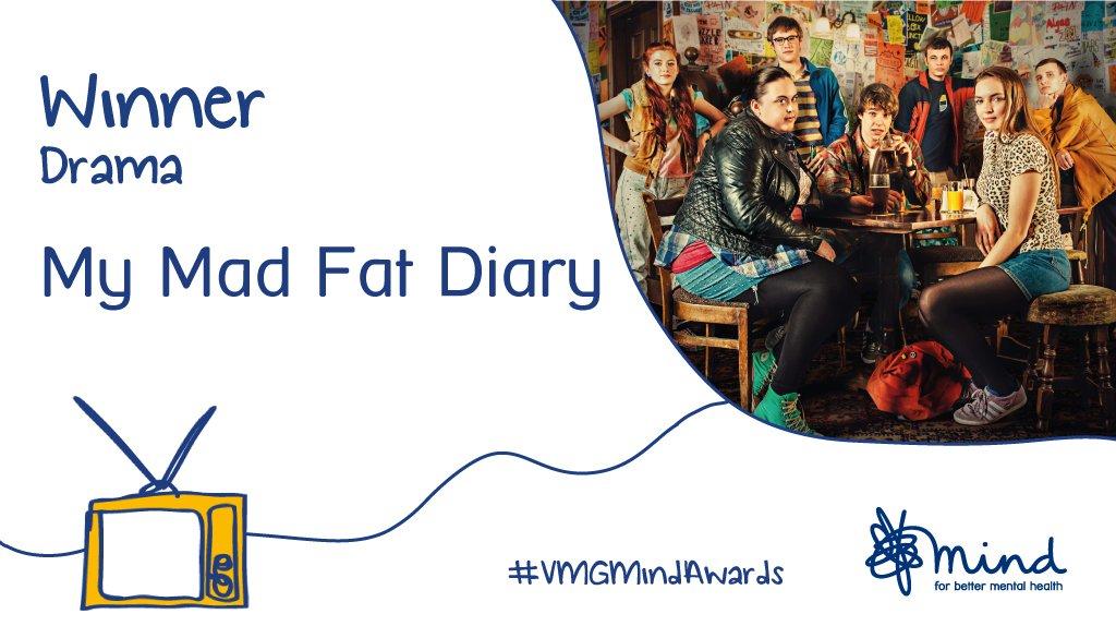 #VMGMindAwards Winner announced – Drama >
