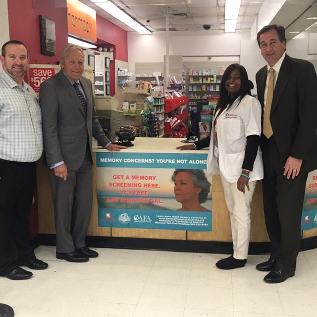Thank you @Kmart Pharmacy for teaming up w/us to host memory screenings all Nov. long! https://t.co/5QX3AnJ9AU