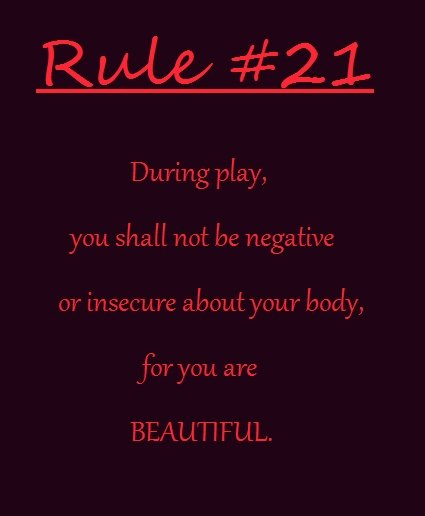 Always follow Rule # 21 https://t.co/FryRkROBaf